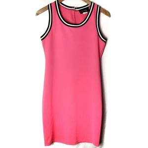 Vintage 90s Sporty Mini Body Con Spice Girls Dress